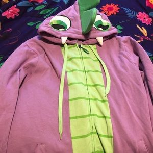 My Little Pony Spike Zip Up Jacket
